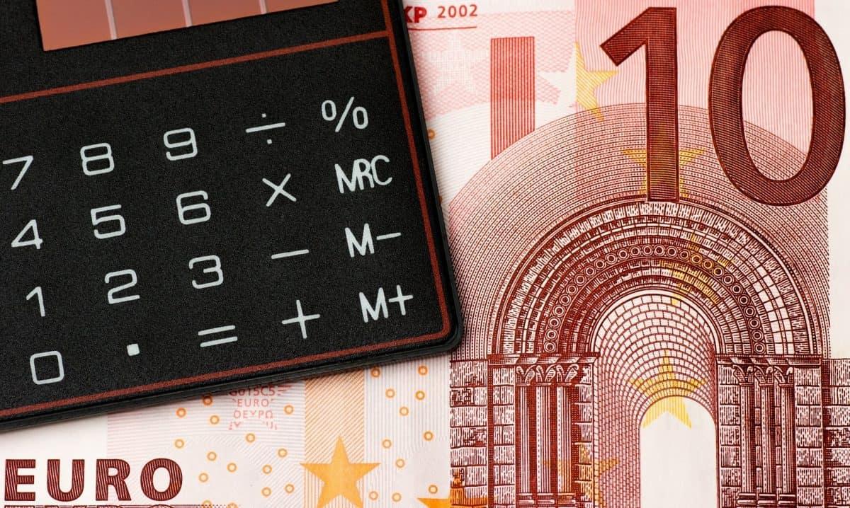 Dollar naar Euro