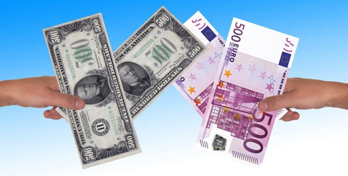 Wisselkoers Dollar Euro Vandaag